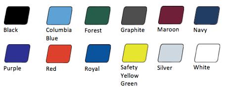 colors fleece