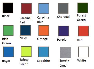 colors long sleeve