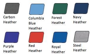 colors mens racerback