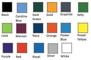 colors mens tank