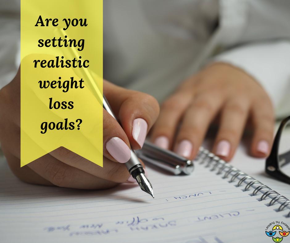 Set Realist Goals