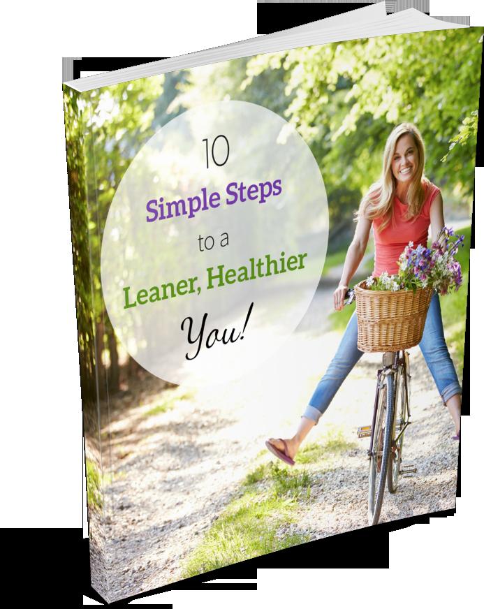 10 Steps to a Leaner, Healthier You   E-Book