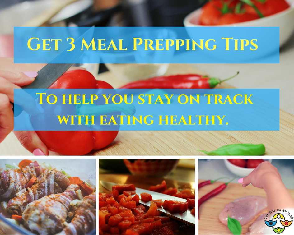 3 meal plan tips