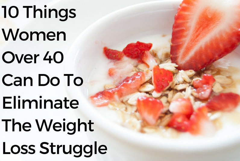 How to Eliminate the Weight Loss Struggle